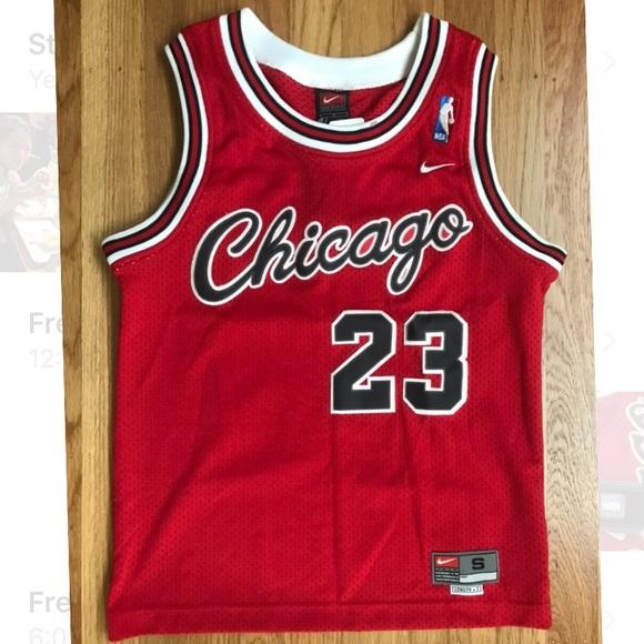 online retailer d996f b2d29 Youth Michael Jordan Jersey, Size small NWT